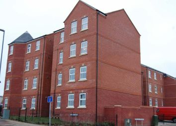 Thumbnail 2 bedroom flat to rent in Addison House, Park Road, Ilkeston, Derbyshire
