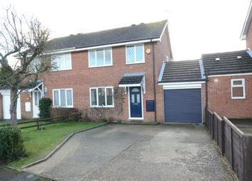 Thumbnail 3 bedroom semi-detached house for sale in Bissley Drive, Maidenhead, Berkshire