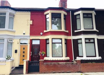 Thumbnail 1 bed terraced house for sale in Stanley Park Avenue South, Liverpool