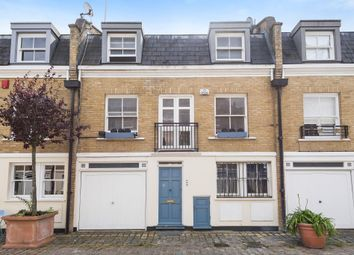 Elnathan Mews, Maida Vale W9. 3 bed terraced house