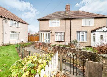Thumbnail 3 bed semi-detached house for sale in Warrington Road, Dagenham