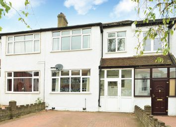 Thumbnail 3 bed terraced house for sale in Hazelwood Avenue, Morden