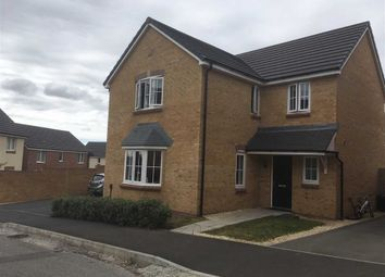 Thumbnail 4 bedroom detached house for sale in Emily Fields, Birchgrove, Swansea