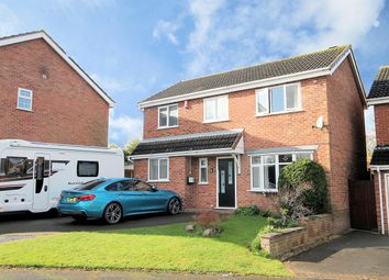 Thumbnail 4 bed detached house for sale in Melmerby, Tamworth