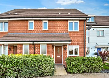 Thumbnail 3 bed terraced house for sale in Ellingham View, Waterside At The Bridge, Dartford, Kent