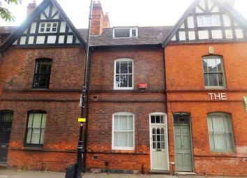 Thumbnail 3 bed terraced house for sale in Coleshill Street, Sutton Coldfield