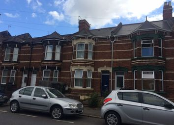 Thumbnail 1 bed flat to rent in Polsloe Road, Mount Pleasant, Exeter