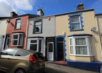 Thumbnail 2 bed terraced house to rent in Lorrimore Avenue, Stoke
