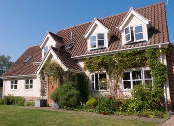 Thumbnail 4 bedroom detached house for sale in School Lane, Bromeswell, Woodbridge