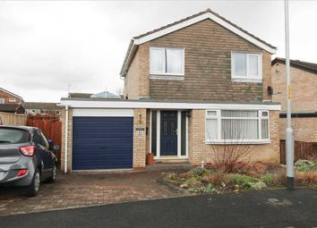 Oxford Avenue, Eastfield Green, Cramlington NE23. 3 bed detached house for sale