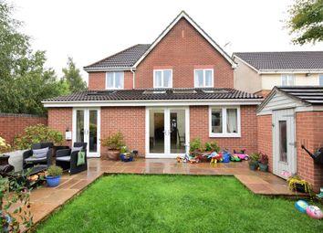 Ellan Hay Road, Bradley Stoke, Bristol BS32. 4 bed detached house
