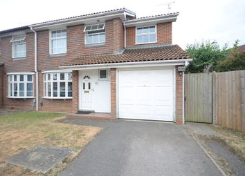Thumbnail 4 bed semi-detached house to rent in Mitchell Way, Woodley, Reading
