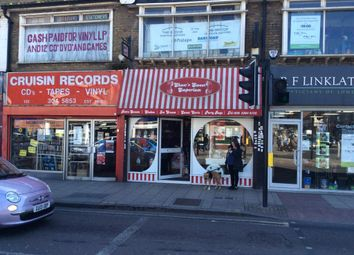 Thumbnail Retail premises for sale in Welling High Street, Welling