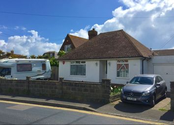 Thumbnail 3 bed bungalow for sale in Coast Road, Pevensey Bay, Pevensey