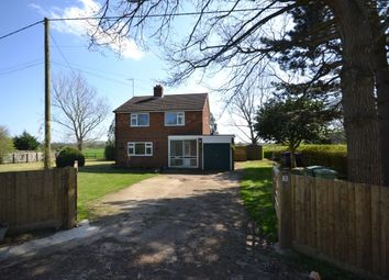 Thumbnail 4 bed detached house to rent in Quarry Hall Farm Cottages, Lathbury, Newport Pagnell