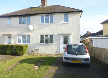 Thumbnail 2 bedroom semi-detached house for sale in Montacute Road, New Addington, Croydon