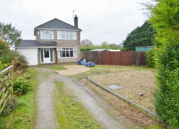 Thumbnail 3 bed detached house for sale in Mill Lane, Bicker, Boston