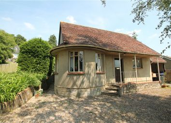 Thumbnail 2 bed detached bungalow for sale in Castle Hill Lane, Mere, Warminster, Wiltshire