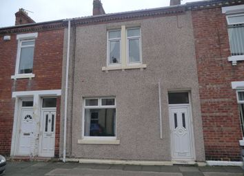 Thumbnail 2 bed terraced house to rent in Sidney Street, Blyth