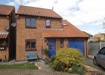 Thumbnail 3 bed detached house for sale in Croft Rise, East Bridgford, Nottingham, Nottinghamshire