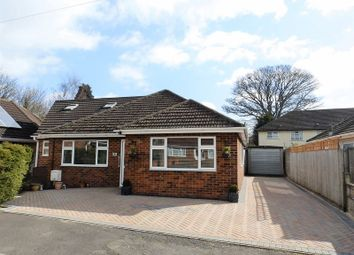 Thumbnail 3 bedroom detached bungalow for sale in Lynwood Grove, Moredon, Swindon