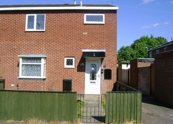 Thumbnail 3 bed end terrace house to rent in Scropton Walk, Shelton Lock, Derby