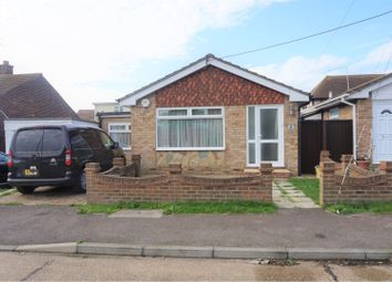 Thumbnail 2 bed semi-detached bungalow for sale in Rattwick Drive, Canvey Island