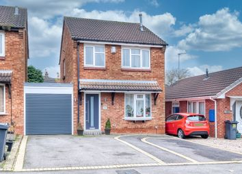 Thumbnail 3 bed link-detached house for sale in Rednal Mill Drive, Rednal, Birmingham
