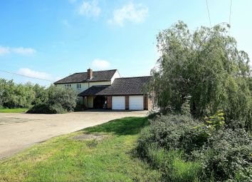 Thumbnail 7 bed detached house for sale in Halesworth Road, Redisham, Beccles