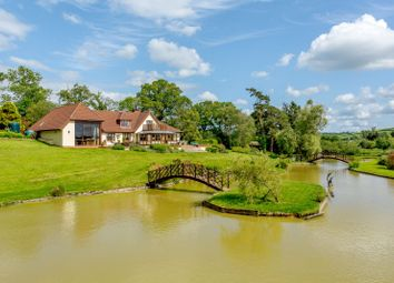 Thumbnail 3 bed detached house for sale in Heath Lane, Tedburn St. Mary, Exeter, Devon