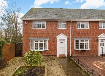 Thumbnail 3 bedroom end terrace house to rent in Brunswick Place, Lymington