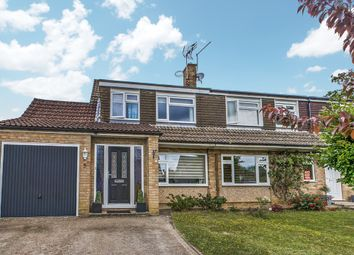 Thumbnail 3 bed semi-detached house for sale in Rowan Close, Horsham