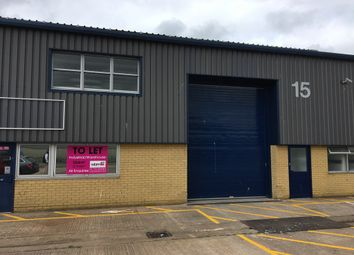 Thumbnail Warehouse to let in Oldends Industrial Estate, Stonehouse