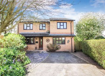 Thumbnail 5 bedroom detached house for sale in Lagoon View, West Yelland, Barnstaple