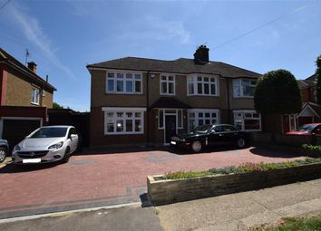 Thumbnail 5 bedroom semi-detached house for sale in Bradleigh Avenue, Grays, Essex