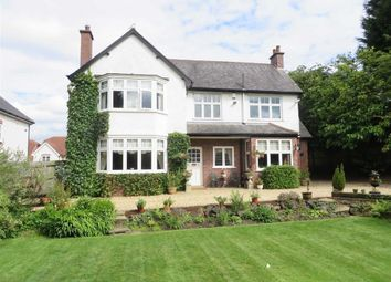 Thumbnail 4 bed detached house for sale in Gynsill Close, Anstey, Leicester