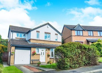 Thumbnail 4 bed detached house for sale in Broom Wood Court, Prudhoe
