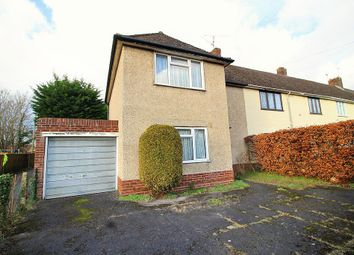 Thumbnail 3 bed end terrace house for sale in Knights Way, Emmer Green, Reading
