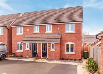 Thumbnail 3 bed semi-detached house for sale in Cordwainers Lane, Ross-On-Wye