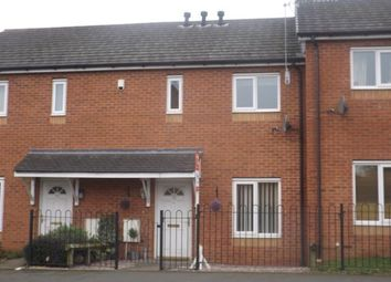 Thumbnail 2 bed terraced house for sale in Coronation Way, Kidderminster, Worcestershire