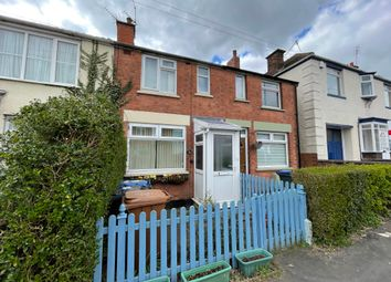 Thumbnail 2 bed terraced house to rent in Bowling Green Road, Hinckley