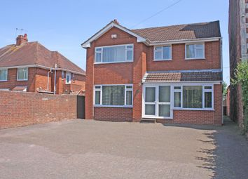Thumbnail 5 bed detached house for sale in Polsloe Road, Exeter