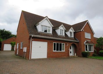 Thumbnail 5 bedroom detached house to rent in West Winch Road, West Winch, King's Lynn