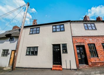 Thumbnail 2 bed terraced house for sale in High Street, Tarvin, Chester