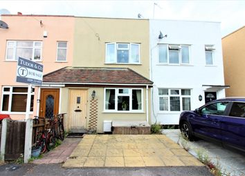 Thumbnail 3 bed terraced house for sale in Eastcote Avenue, West Molesey