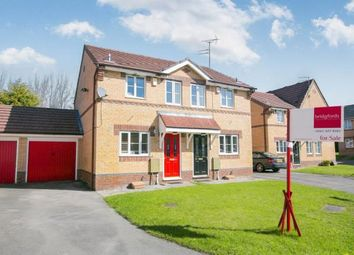 Thumbnail 2 bed semi-detached house for sale in Petrel Close, Adswood, Stockport, Greater Manchester