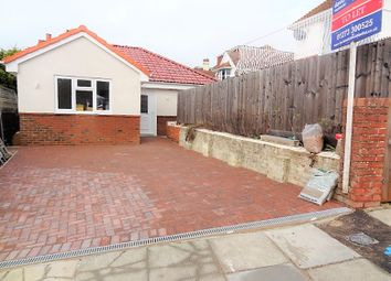 Thumbnail 2 bed detached bungalow to rent in Linchmere Avenue, Saltdean, Brighton