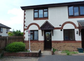 Thumbnail 2 bed semi-detached house to rent in Colebrooke Lane, Cullompton