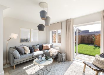 Thumbnail 2 bed semi-detached house for sale in Meath Green Lane, Horley