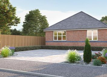 Thumbnail 3 bedroom detached bungalow for sale in Calow Lane, Hasland, Chesterfield